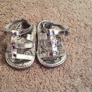 NWOT Gladiator Crib Shoes Size: 3-6M
